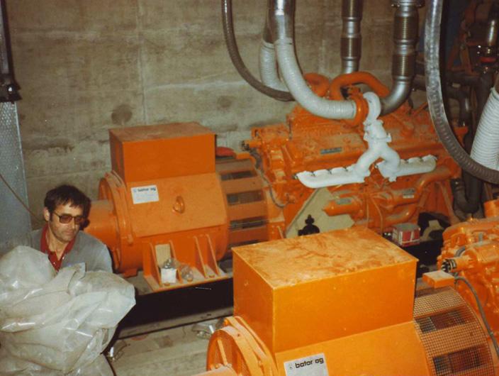 Bator Our History Bator Industrietore Ag